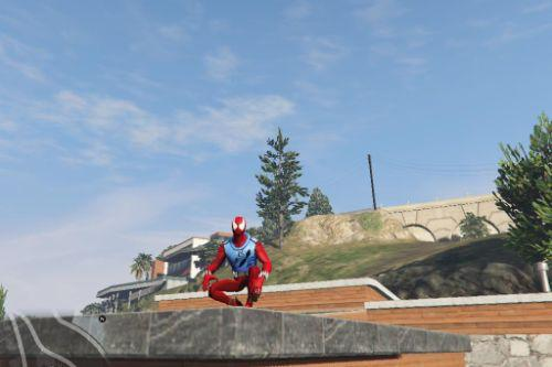 Scarlet-Spider [Add-On Ped]