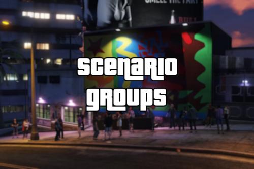 Scenario Groups