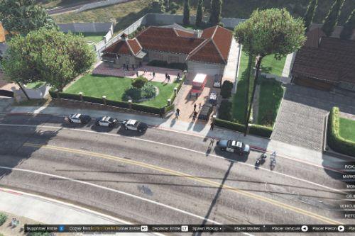 Rockford Drive Crime Scene