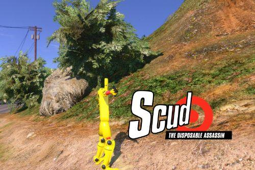 Scud: The Disposable Assassin [Add-On Ped]