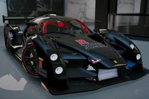 Scuderia Glickenhaus SCG003 [Add-On]