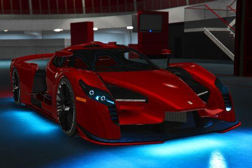 Scuderia Glickenhaus SCG003S [Add-On | OIV]