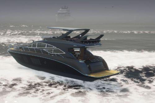 Sea Ray 650 fly [Add-On/FiveM/Replace]