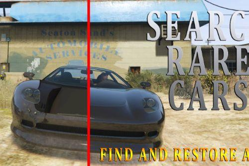D8d4c6 search rare cars