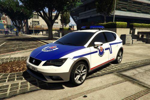 Seat Leon Ertzaintza (Basque Police)