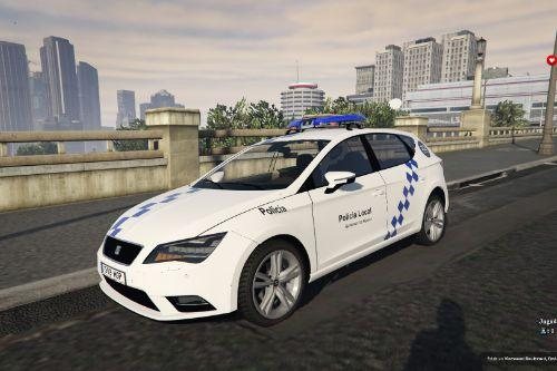 Seat Leon Policia Local Ripollet of Spain/España