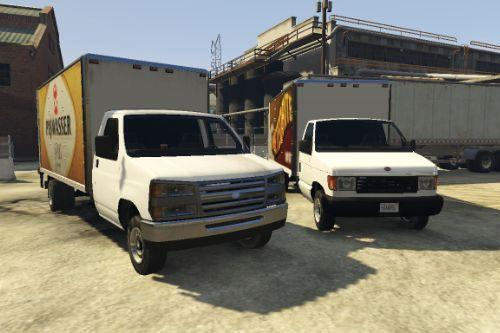 Second Gen Vapid Steed Box Truck [Replace]