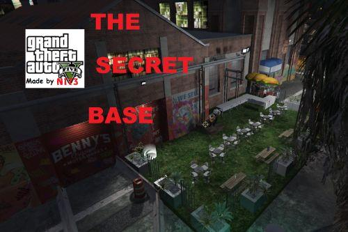 Secret Base in Benny's