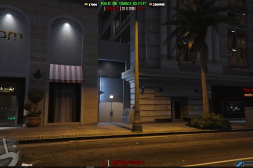 Secret Mafia Base Shop - SP(Menyoo) & FiveM