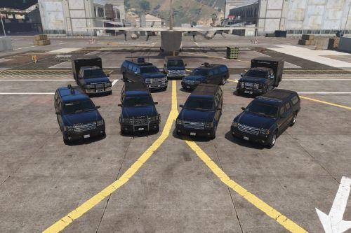 Secret Service Pack [Add-On]