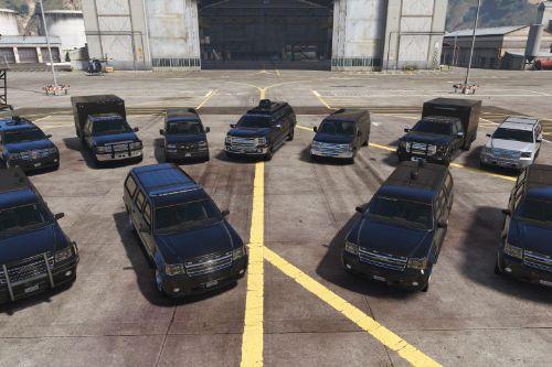 Secret Service Pack [Add-On]
