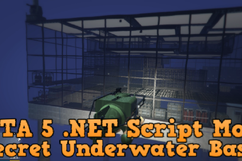 Secret Underwater Base Expansion [.NET]