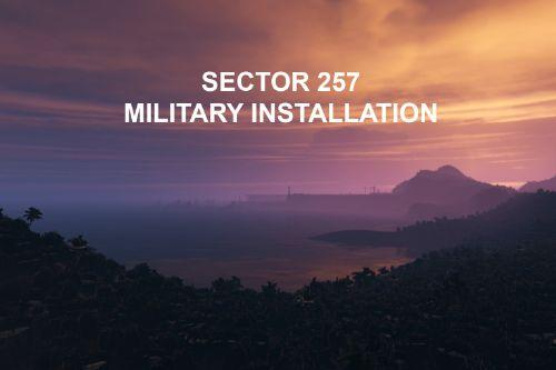 Sector 257 Military installation