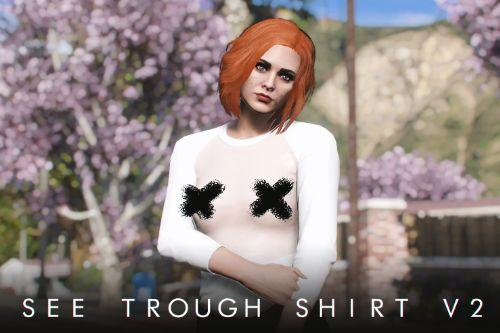 See Trough Shirt for MP Female V2 [18+]