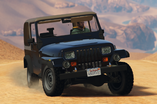Realistic Handling for Hilux5577's Jeep Wrangler