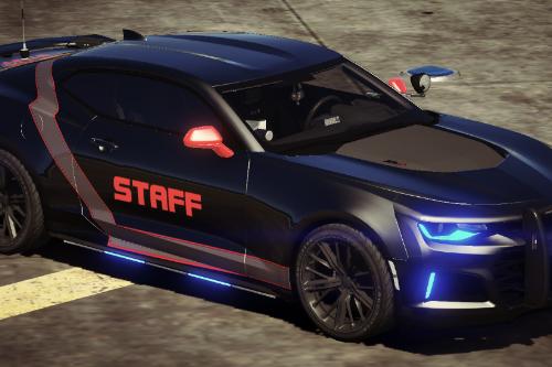 Server Moderator, Staff, Owner [2018 Chevrolet Camaro ZL1] 2.0.0