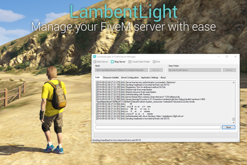 LambentLight (FiveM/RedM Server Manager)