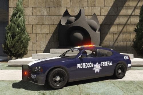 Servicio de Protección Federal México
