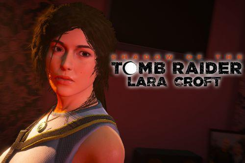 Shadow of The Tomb Raider: Lara Croft v2 (w/ Hair & Cloth Physics)