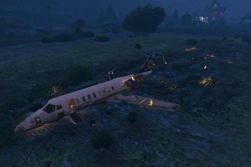 Shamal Plane Crash [Map Editor]