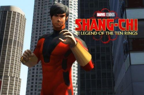 Shang-Chi (Marvel Future Fight) [Add-On Ped]