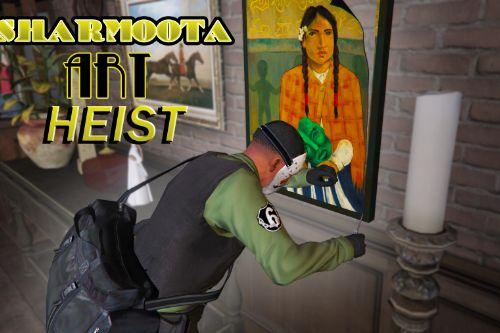 The Sharmoota Art Heist