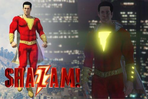 -TFS- ShaZAM!!! (w/Cloth)