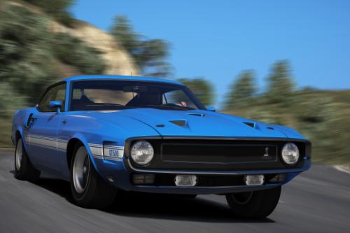 1969 Shelby GT500 428CJ [Add-on | Tuning]