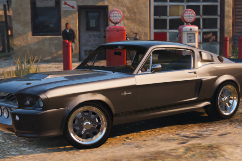 Shelby GT500 Eleanor [Add-On]