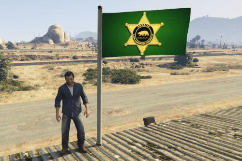 0d4ff5 sheriff of los angeles county flag