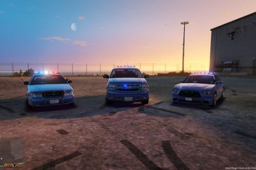 Sheriff Pack (Auto installer +extra sheriff slot )
