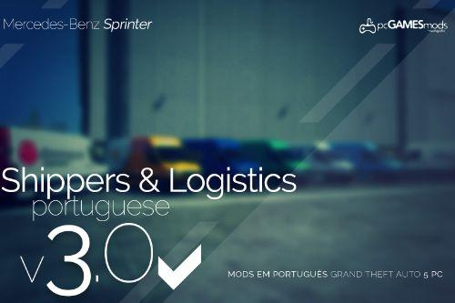 Shippers and Logistics in Portugal - Mercedes-Benz Sprinter
