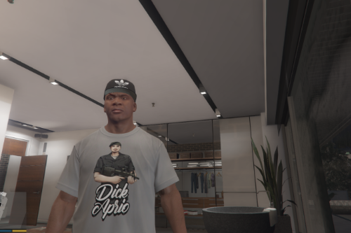Dick Aprio T-shirt [Replace]
