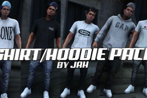 Shirt/hoodie pack for mpmale