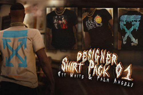 Shirt Pack 01 for MP Male