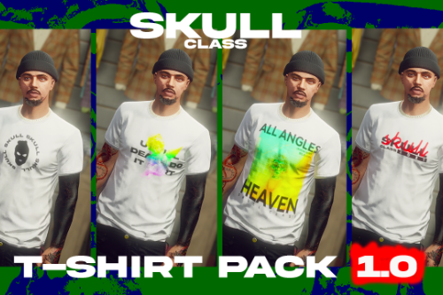Shirt Pack For MP Male