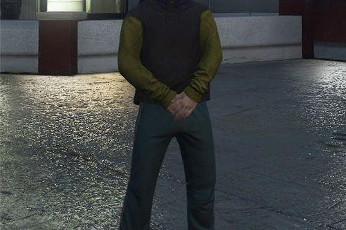 Shocker Outfit for MP Male