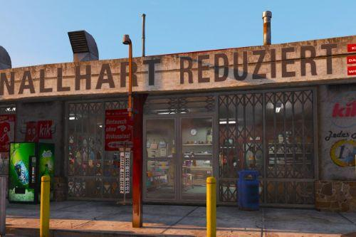 German Shops in Countryside [W.I.P.]