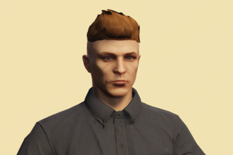 Short Hairstyle for MP Male