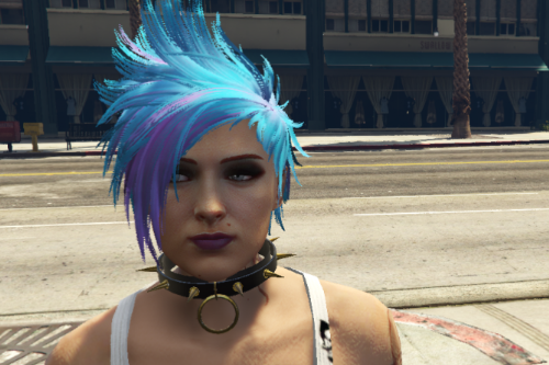 Short Hairstyle for MP female [SP/FEMALE]