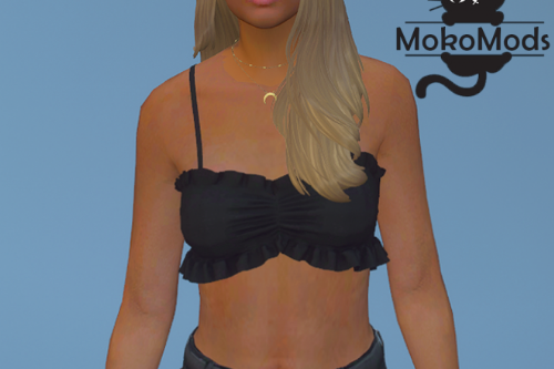 Short Top for MP Female