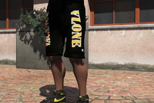 Shorts & Pants VLONE For Franklin