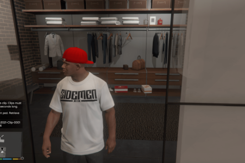 Sidemen Tshirt for Franklin