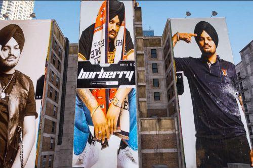 Sidhu Moosewala Billboard retexture