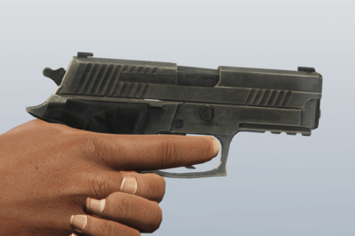 Sig Sauer P229 Legion [Animated]