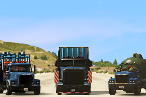 Silver Gas Vehicle Pack