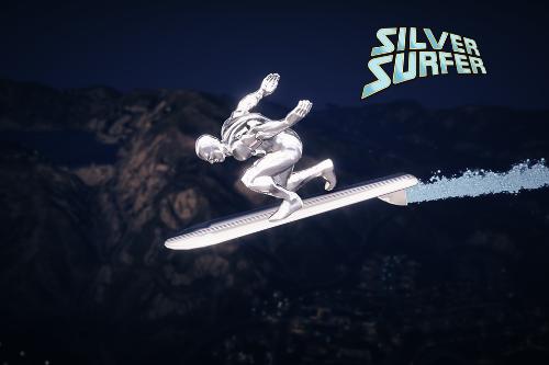 Silver Surfer Script
