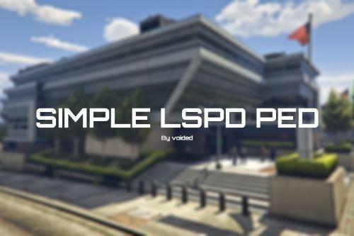 Simple LSPD Ped [REPLACE]