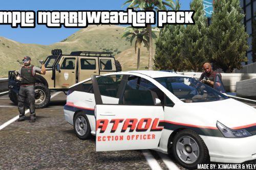 Simple Merryweather Pack