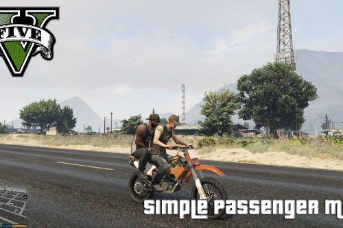 Simple Passenger Mod